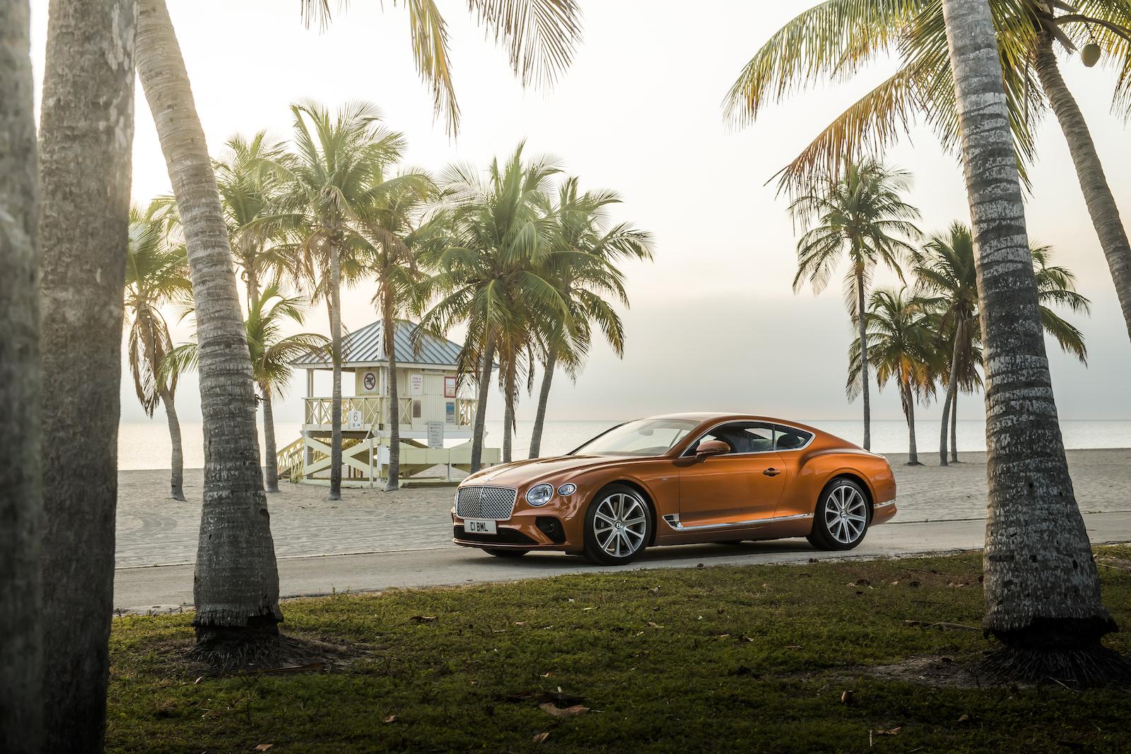 Elegant und handgefertigt: Der neue Bentley GT V8 Convertible und Continental GT V8 5