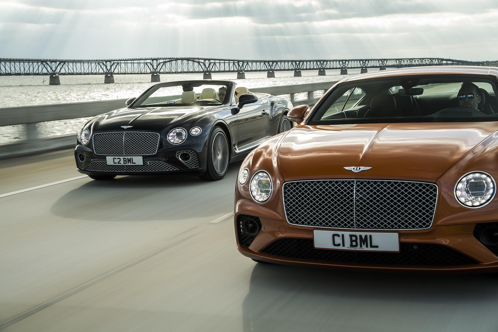 Elegant und handgefertigt: Der neue Bentley GT V8 Convertible und Continental GT V8 1