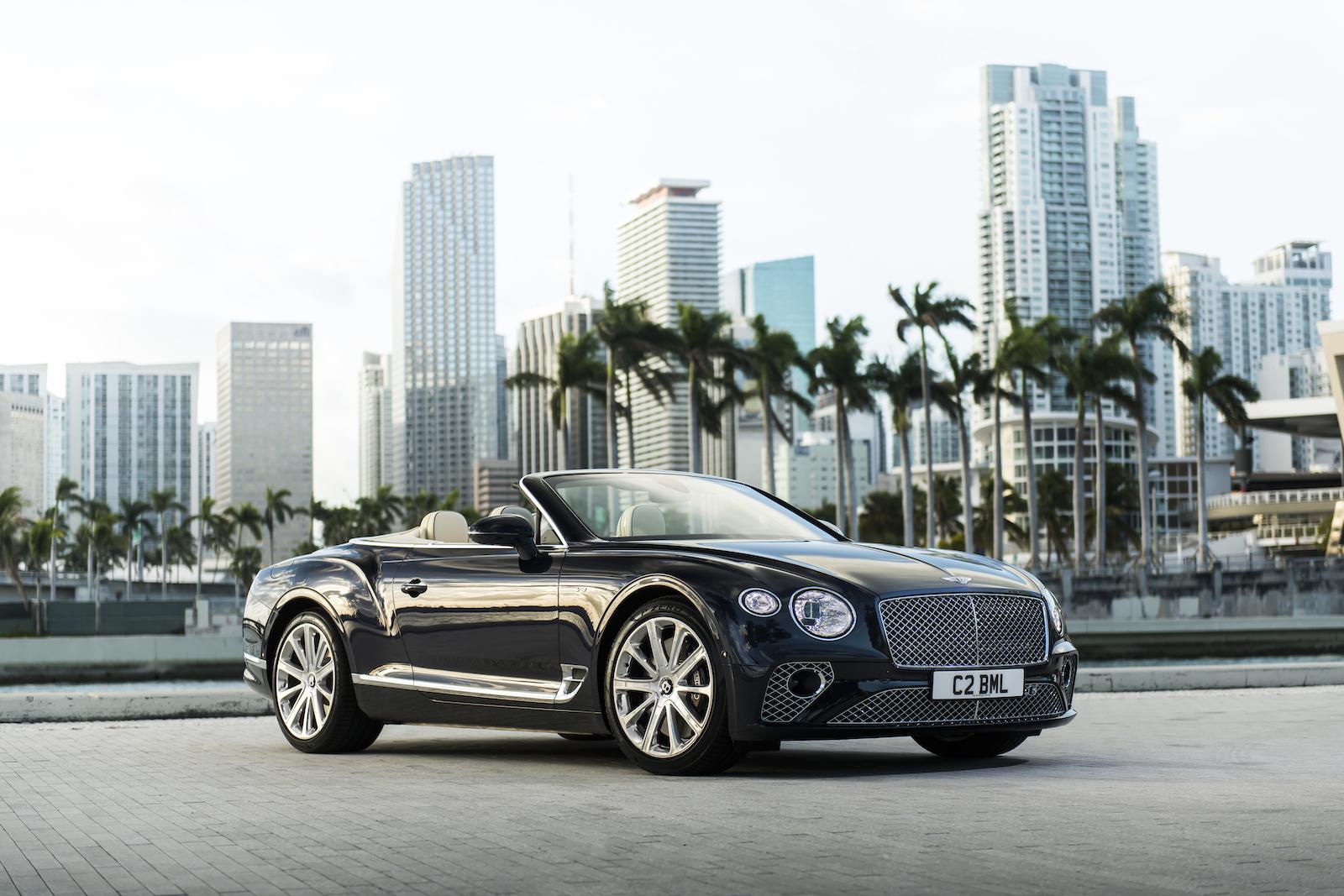 Elegant und handgefertigt: Der neue Bentley GT V8 Convertible und Continental GT V8 18