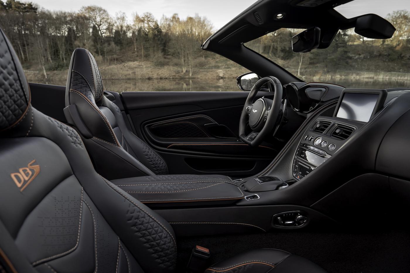 Aston Martin DBS Superleggera Volante: Ein Supersport-Cabrio mit 725 PS 6