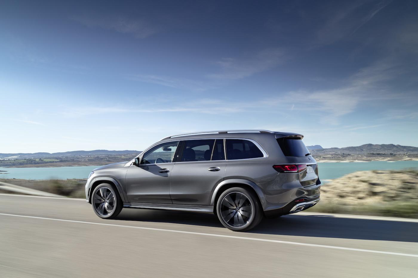 Die S-Klasse unter den SUV: Der neue Mercedes-Benz GLS 11