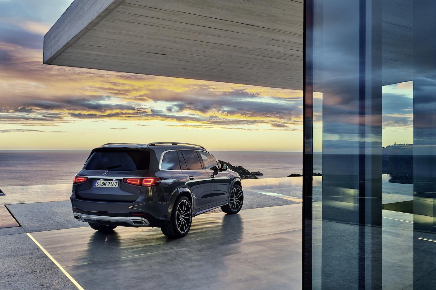 Die S-Klasse unter den SUV: Der neue Mercedes-Benz GLS 2