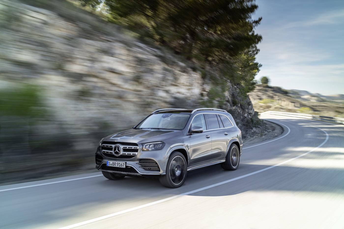 Die S-Klasse unter den SUV: Der neue Mercedes-Benz GLS 10
