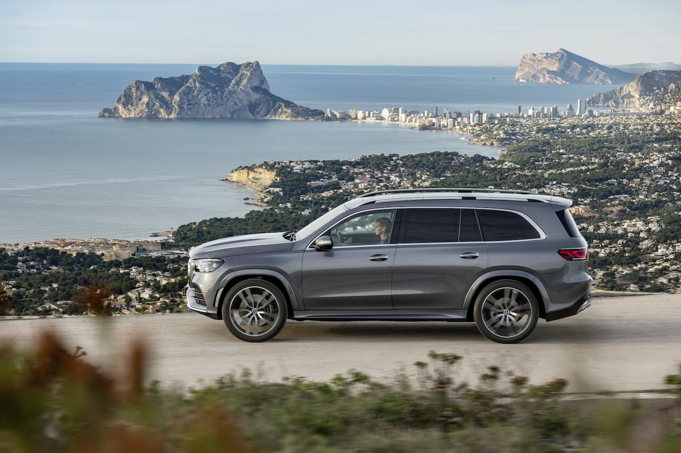 Die S-Klasse unter den SUV: Der neue Mercedes-Benz GLS 9