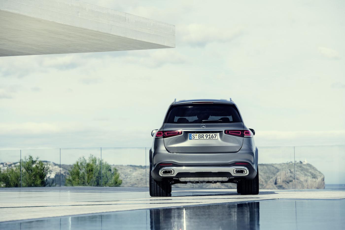 Die S-Klasse unter den SUV: Der neue Mercedes-Benz GLS 7
