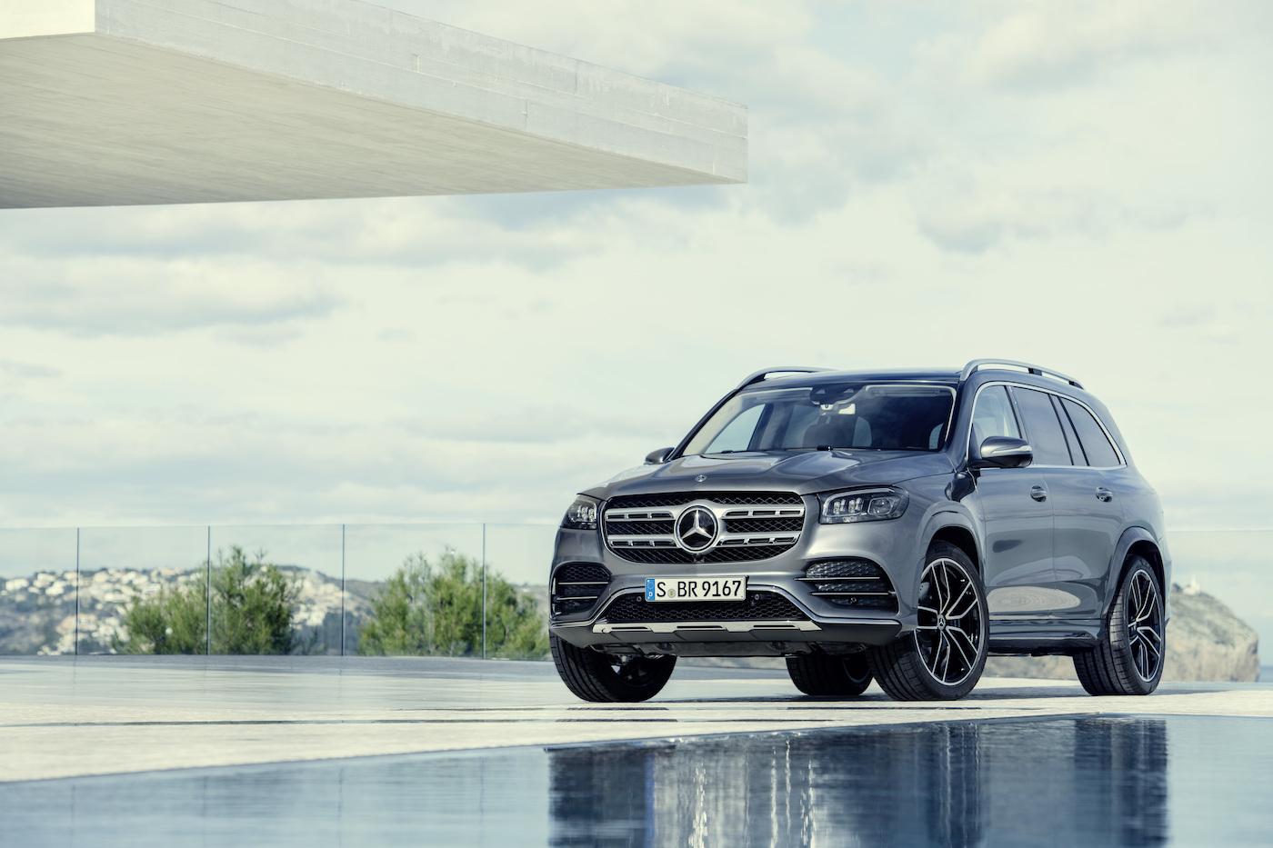 Die S-Klasse unter den SUV: Der neue Mercedes-Benz GLS 6
