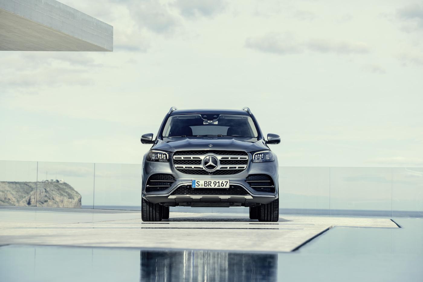 Die S-Klasse unter den SUV: Der neue Mercedes-Benz GLS 5