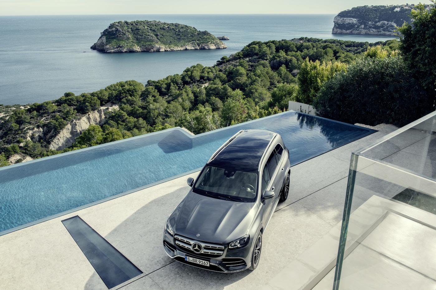 Die S-Klasse unter den SUV: Der neue Mercedes-Benz GLS 1