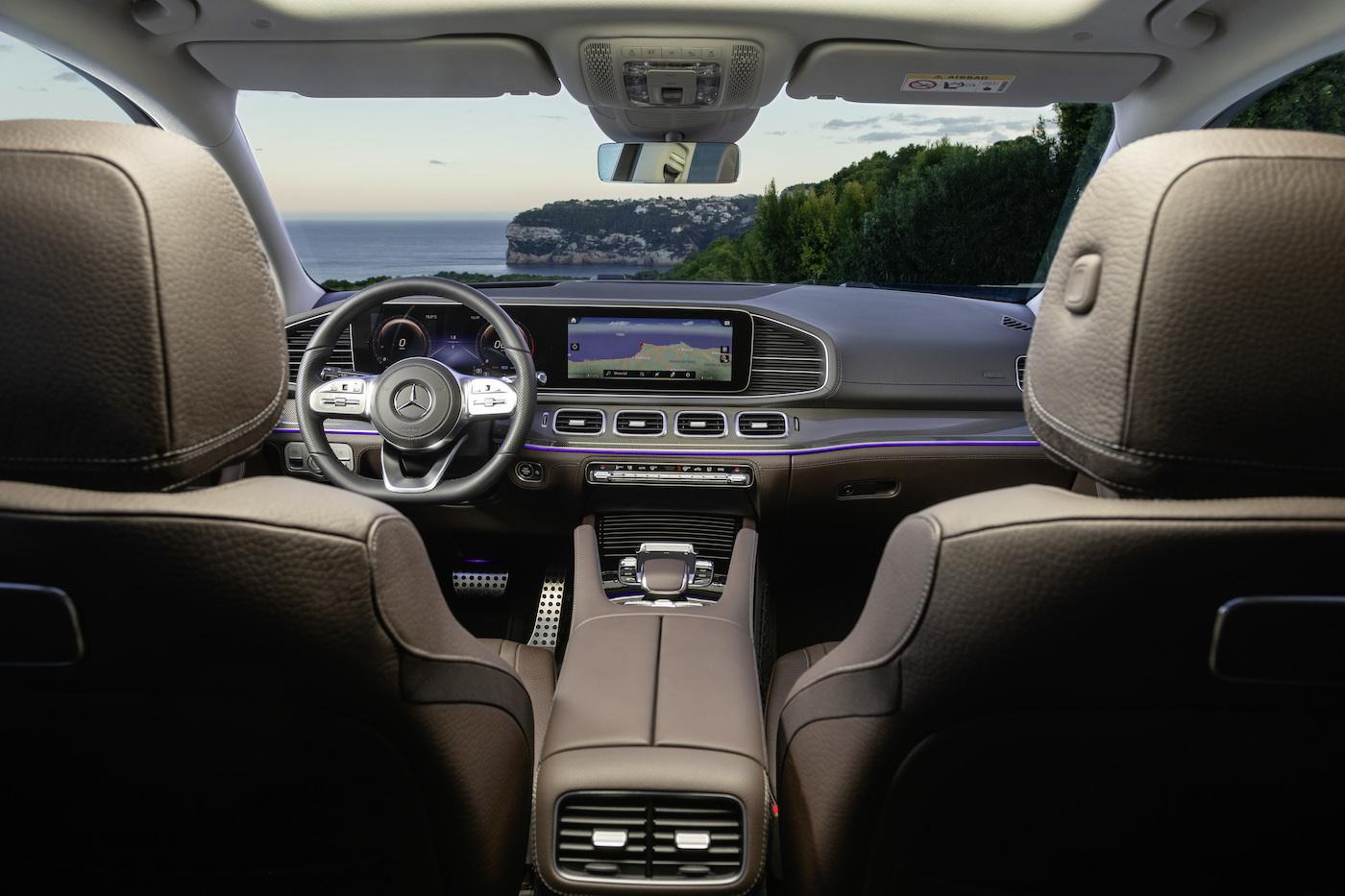 Die S-Klasse unter den SUV: Der neue Mercedes-Benz GLS 4