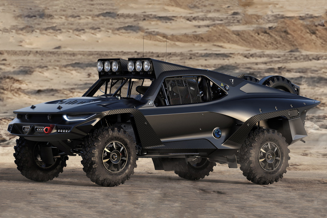 Mad Max reloaded: Der Desert Storm Trophy Truck 1