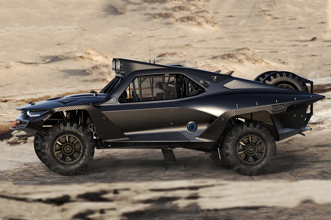 Mad Max reloaded: Der Desert Storm Trophy Truck 3