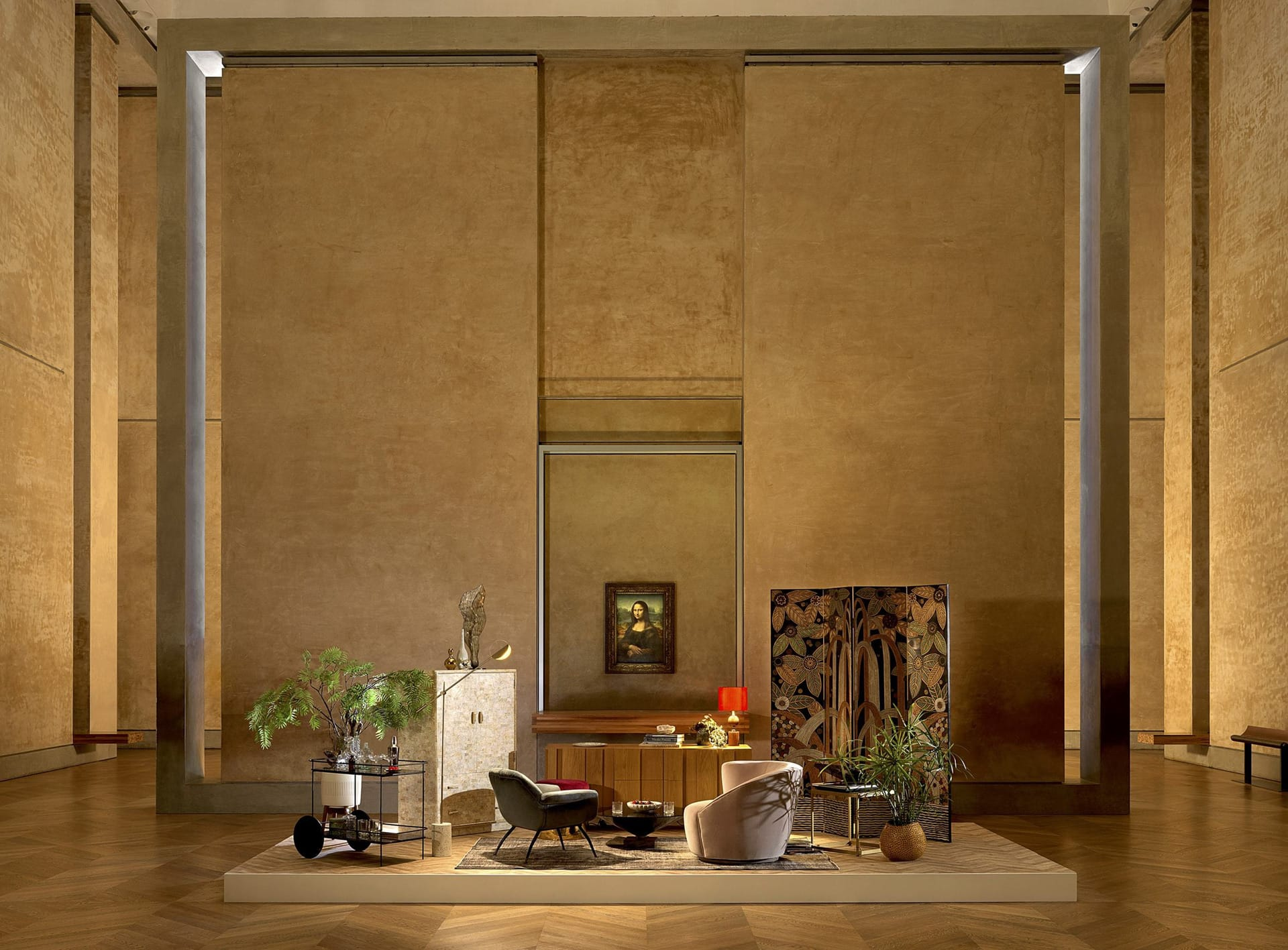 Nachts im Museum: Ein privates Date mit Mona Lisa 4