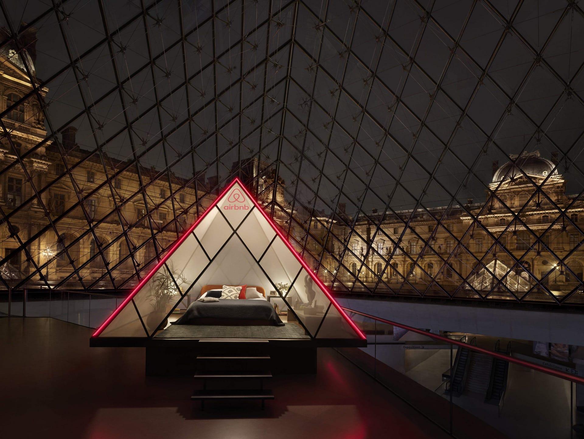 Nachts im Museum: Ein privates Date mit Mona Lisa 1