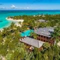 Das Traumanwesen von Bruce Willis auf Parrot Cay Island