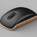 Die Lounge Mouse: Eine durch Eames inspirierte Maus von Designer Shane Chen