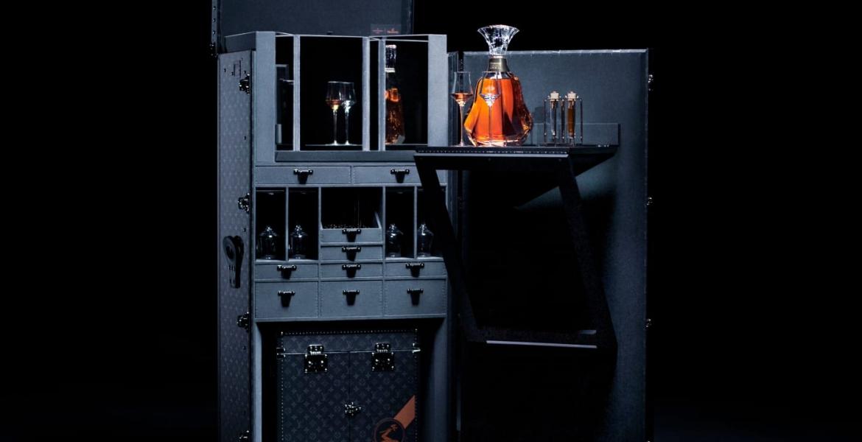 Der Hennessy & Louis Vuitton Koffer: Hennessy feiert einen seiner besten Cognacs