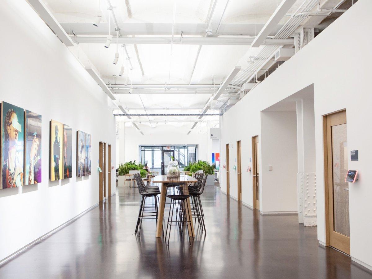 Ein Blick in das unglaubliche Instagram Büro in NYC 13
