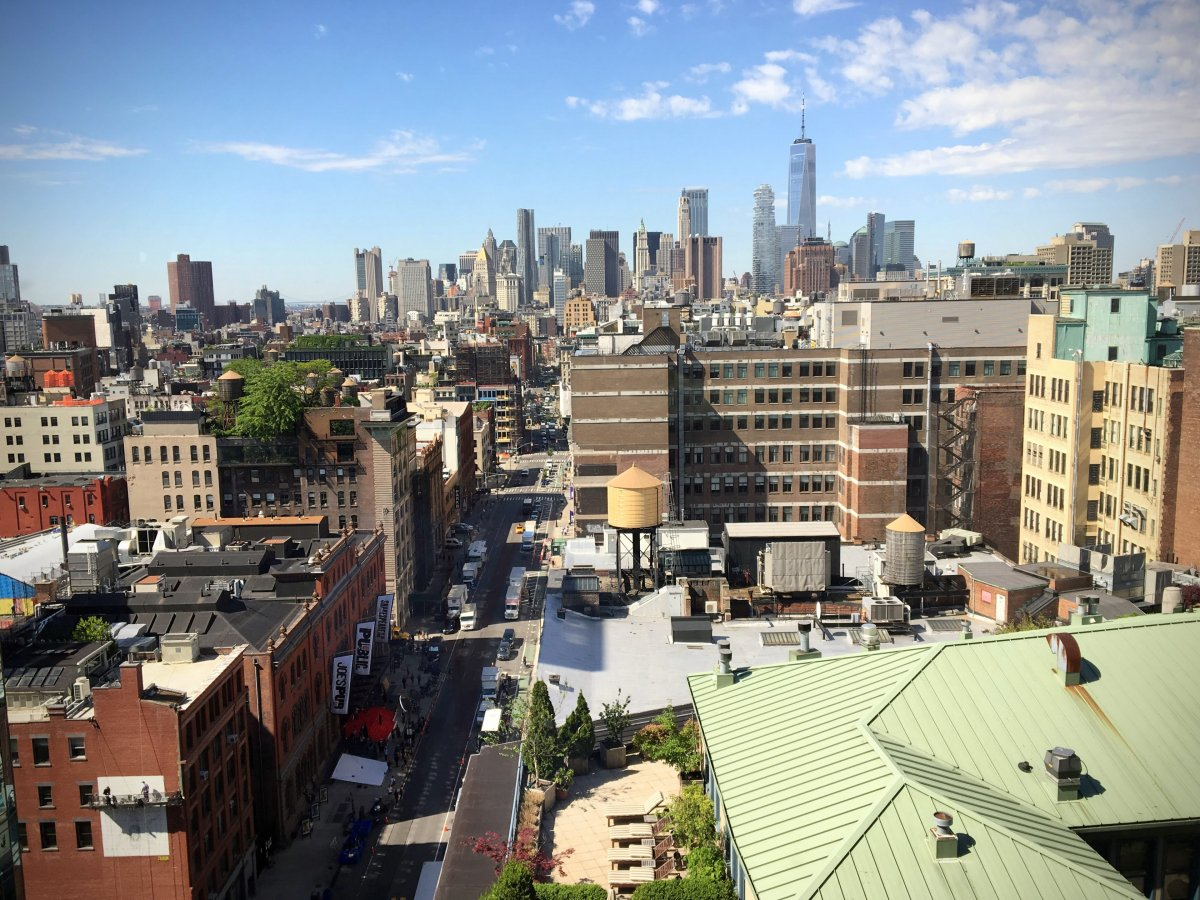 Ein Blick in das unglaubliche Instagram Büro in NYC 6