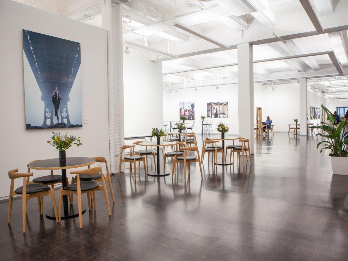Ein Blick in das unglaubliche Instagram Büro in NYC 11
