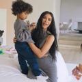 Ein Blick in Kim's und Kanyes Zuhause: Kim Kardashian beantwortet 73 Fragen in 10 Minuten