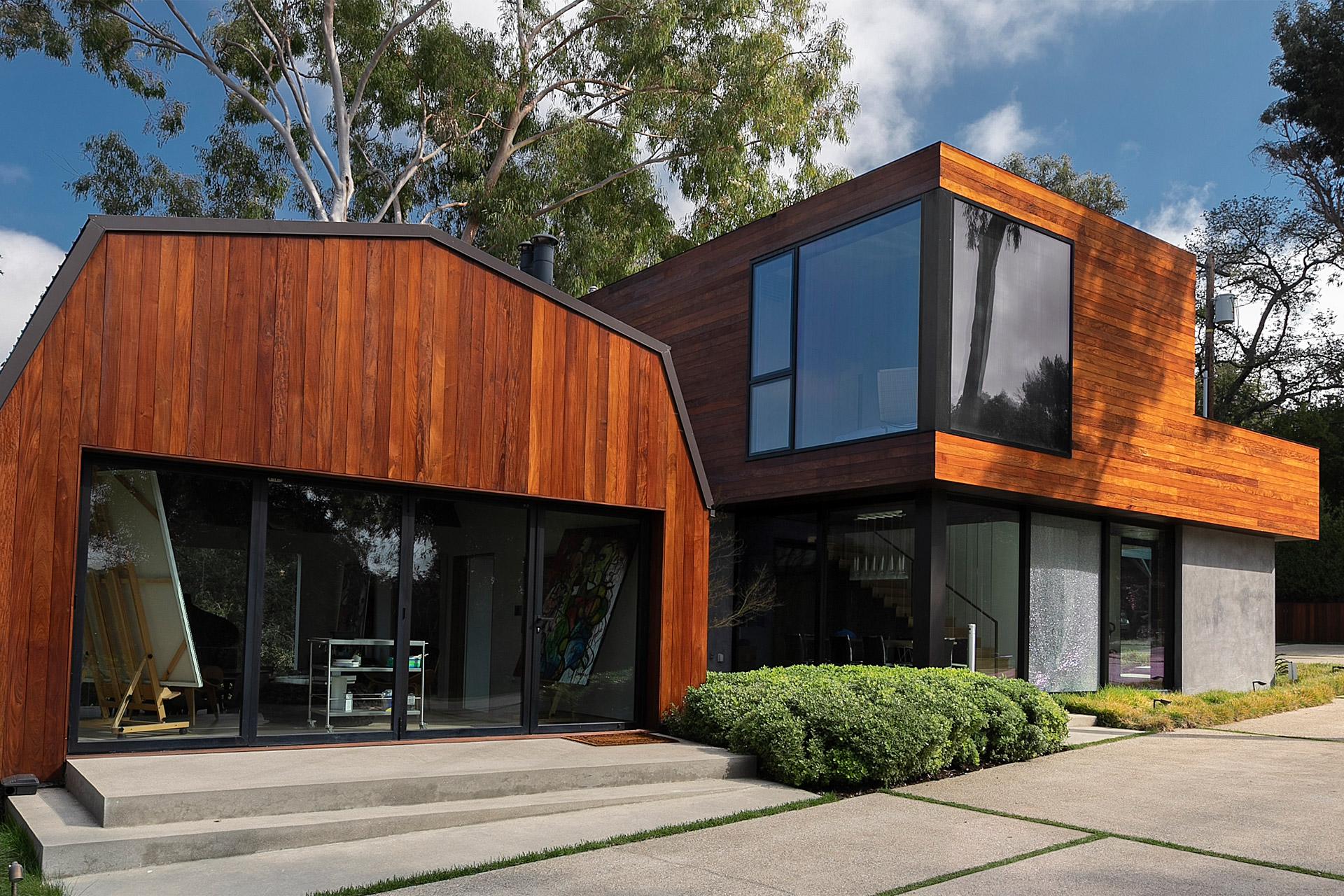 """Eingebettet in die Natur von Beverly Hills: Das """"Oak Pass House"""" 3"""