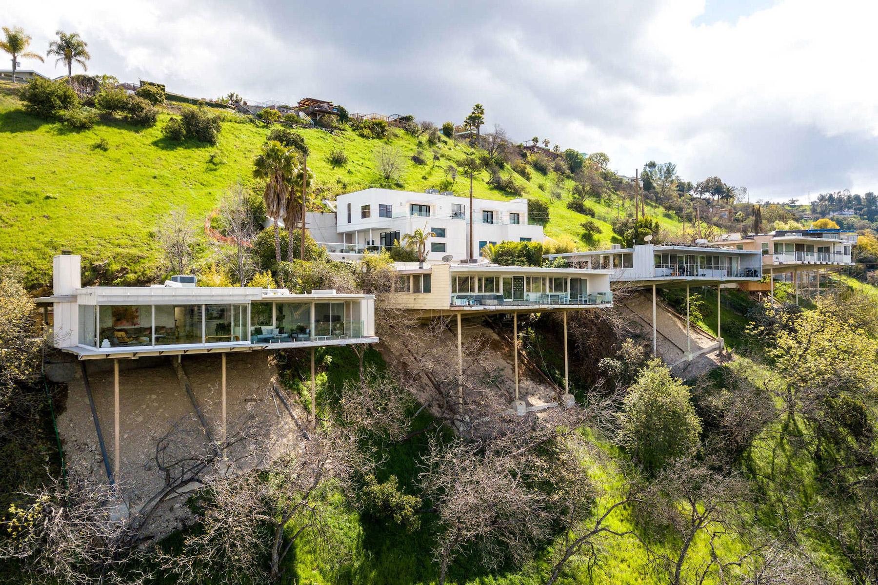 Das aussergewöhnliche Stilt House von Richard Neutra in Kalifornien 9