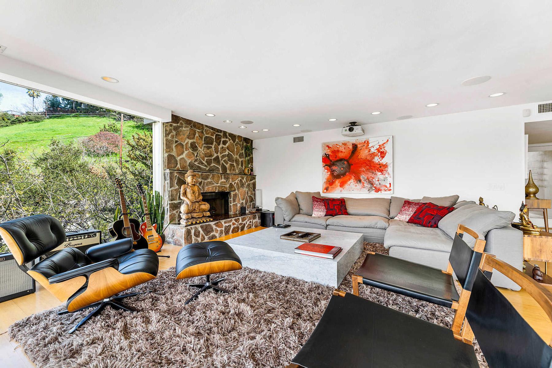 Das aussergewöhnliche Stilt House von Richard Neutra in Kalifornien 7