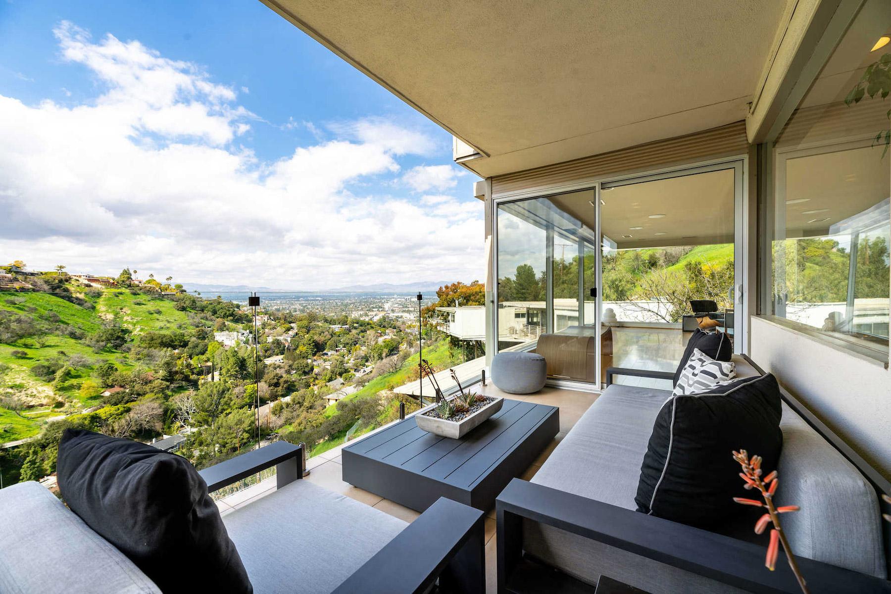 Das aussergewöhnliche Stilt House von Richard Neutra in Kalifornien 2