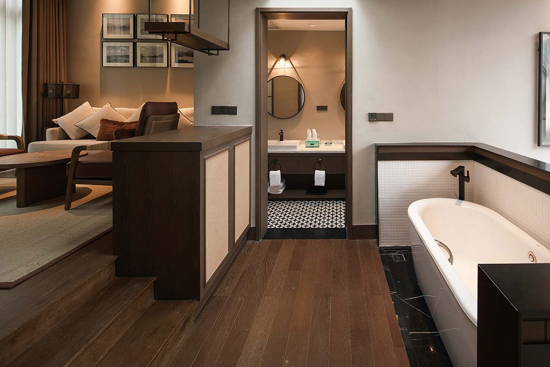 Übernachten im chinesischen Wald: Das Senbo Resort Park-Star Cube Hotel 3