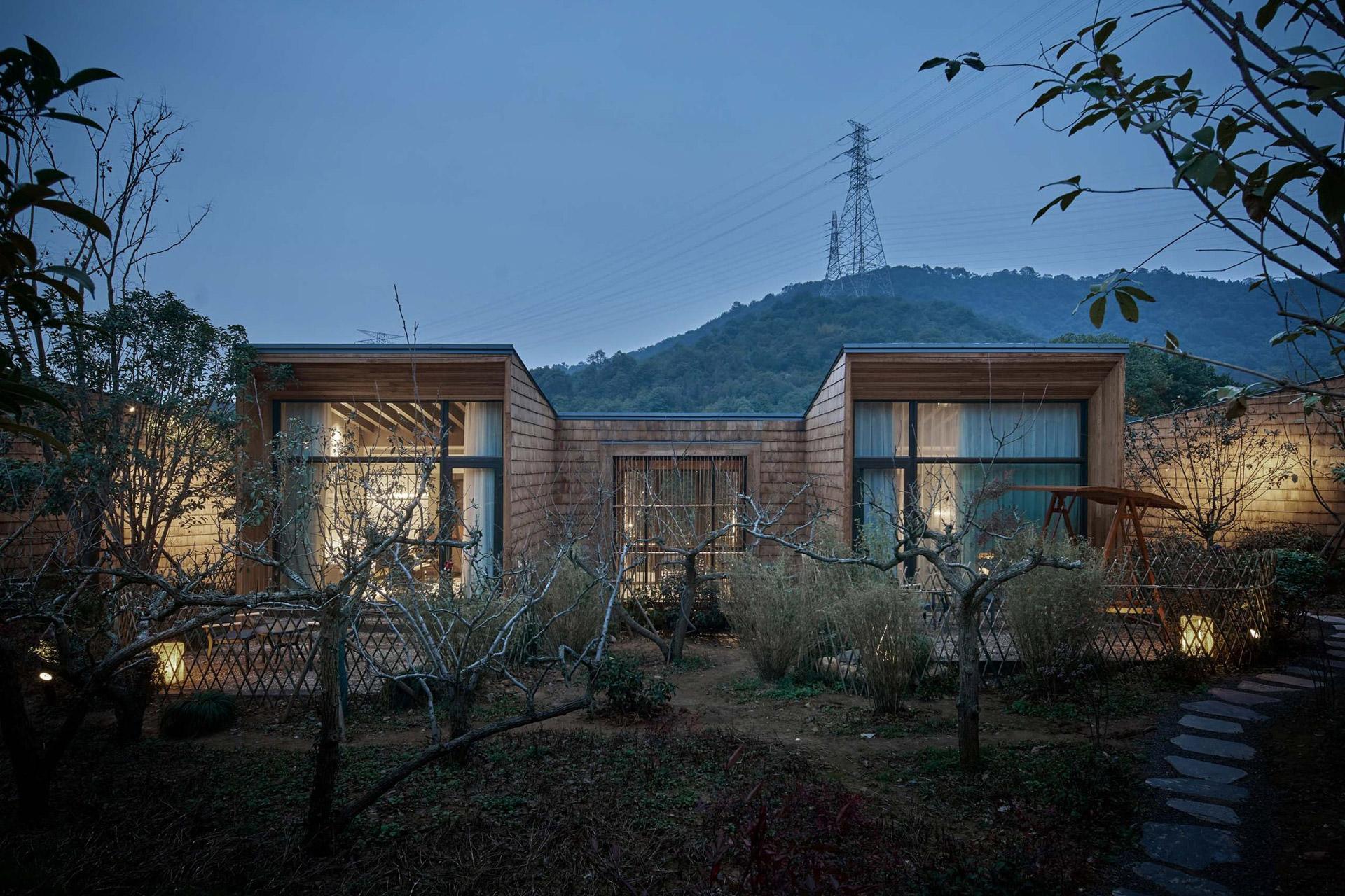 Übernachten im chinesischen Wald: Das Senbo Resort Park-Star Cube Hotel 6