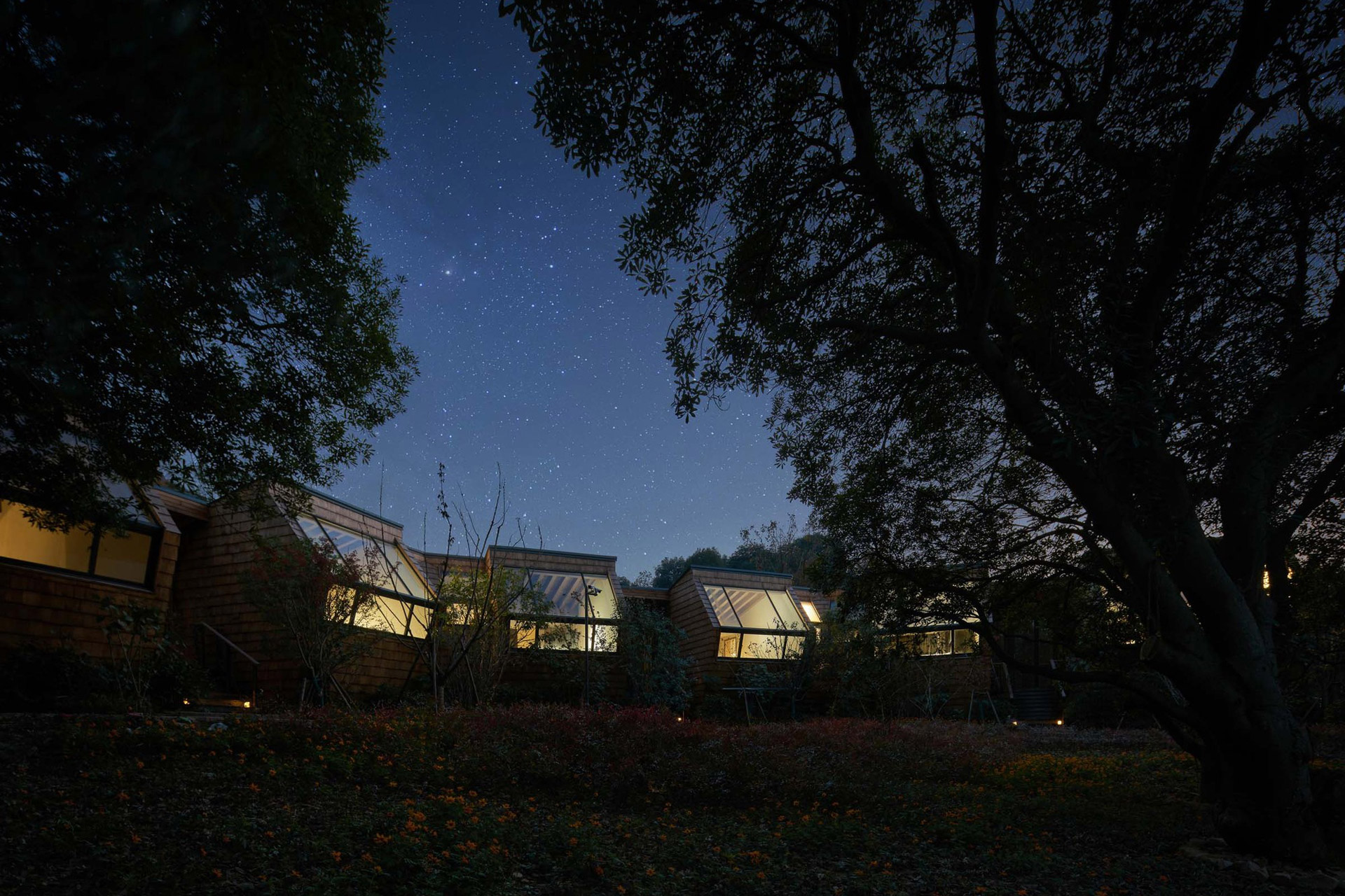 Übernachten im chinesischen Wald: Das Senbo Resort Park-Star Cube Hotel 7