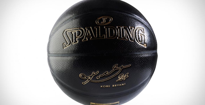 Eine Hommage an Kobe Bryant: Der Spalding Kobe Bryant Black Mamba Basketball