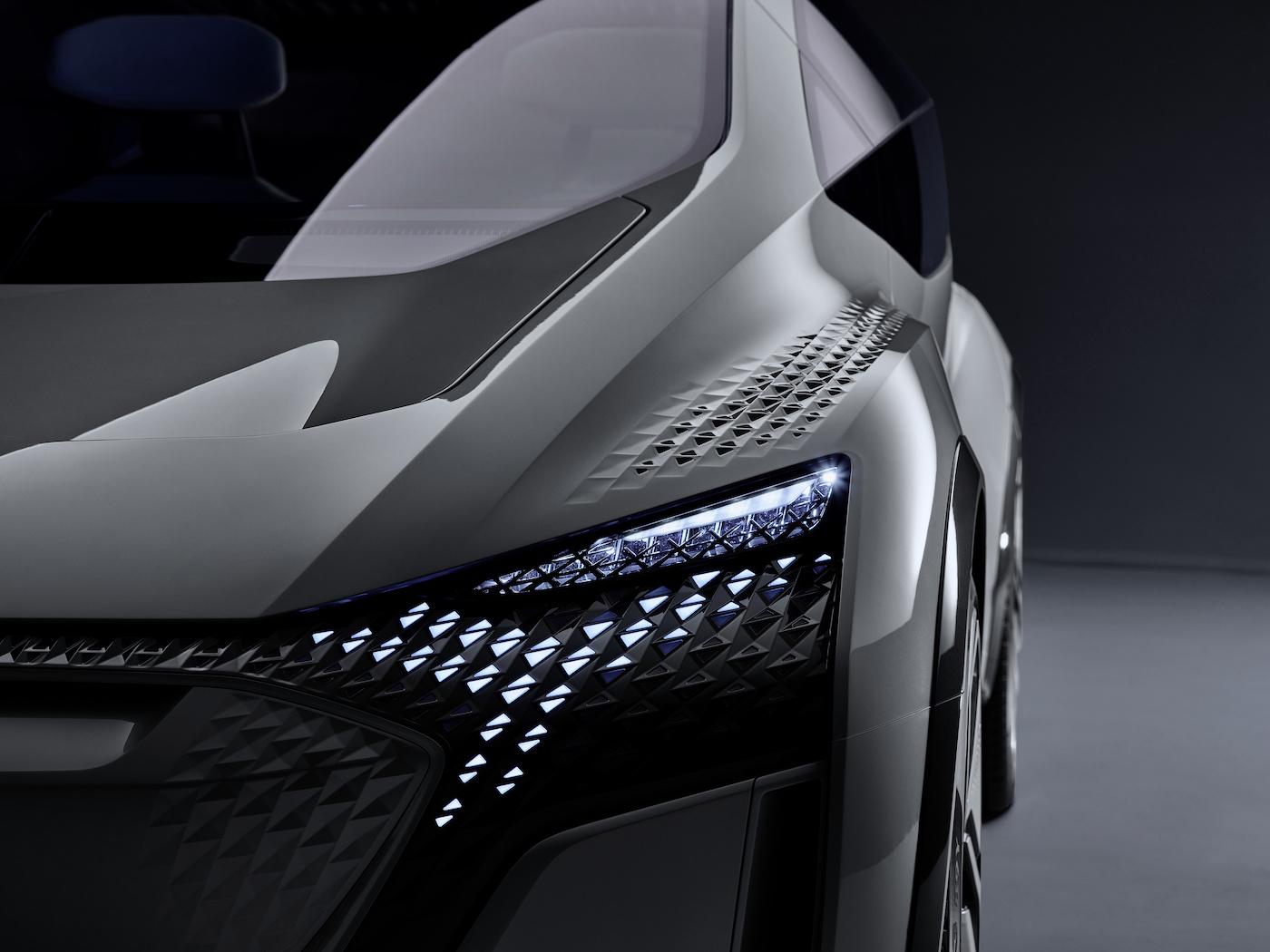 Der kompakte Audi der Zukunft: Das ist der Audi AI:ME 22
