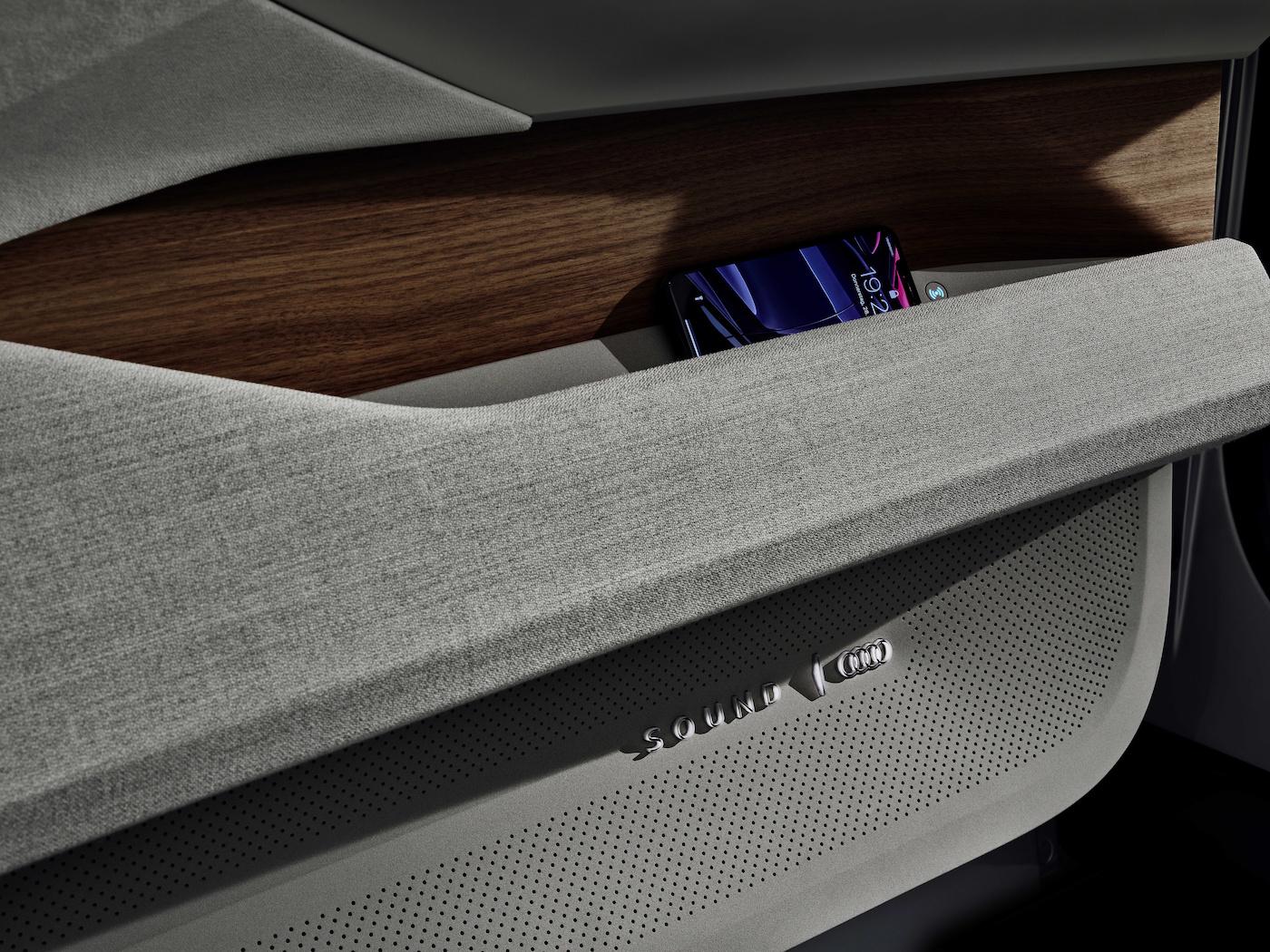 Der kompakte Audi der Zukunft: Das ist der Audi AI:ME 11