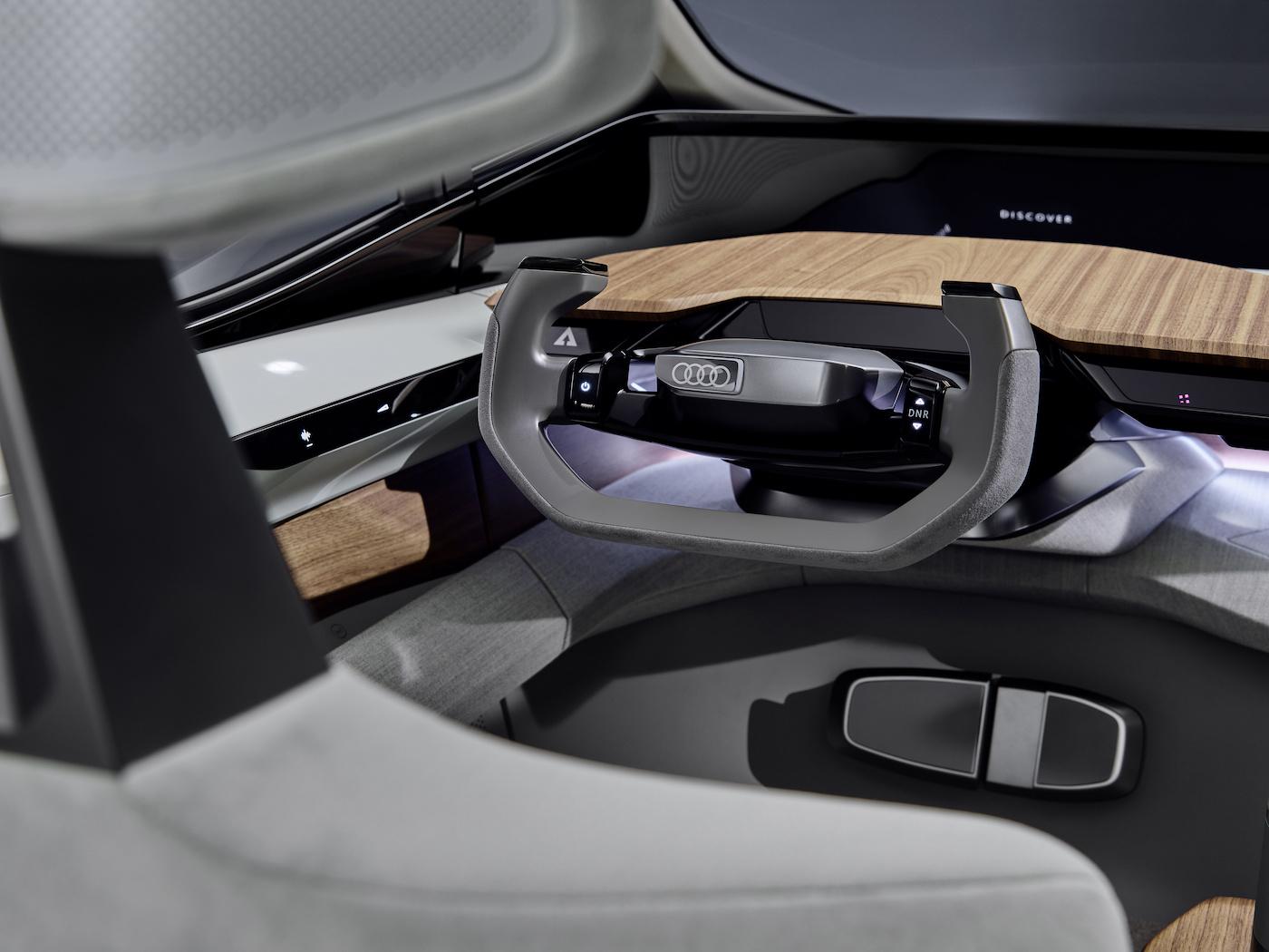 Der kompakte Audi der Zukunft: Das ist der Audi AI:ME 8