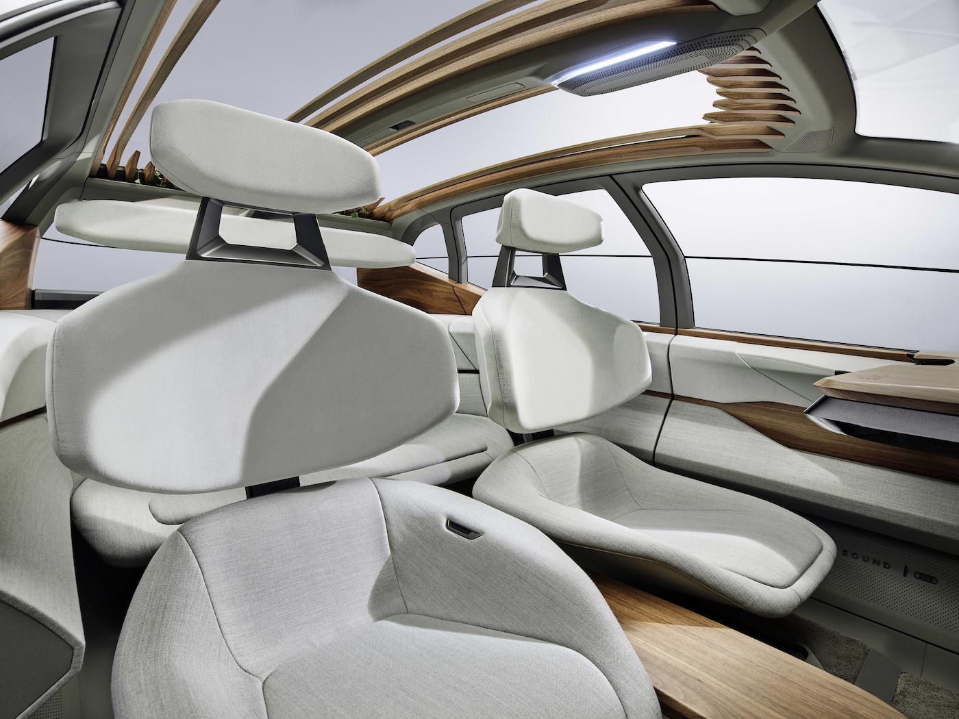 Der kompakte Audi der Zukunft: Das ist der Audi AI:ME 7