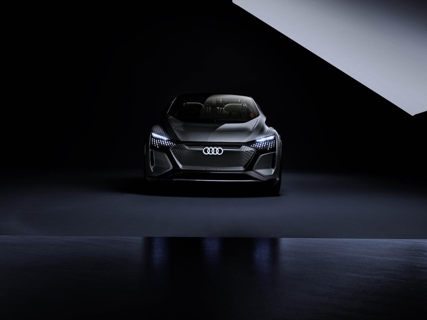 Der kompakte Audi der Zukunft: Das ist der Audi AI:ME 5
