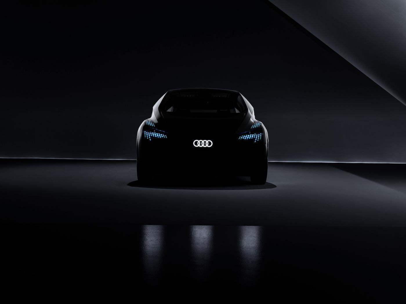 Der kompakte Audi der Zukunft: Das ist der Audi AI:ME 4