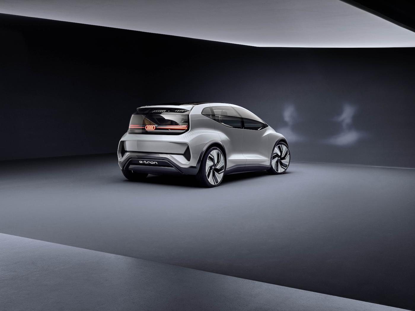 Der kompakte Audi der Zukunft: Das ist der Audi AI:ME 3