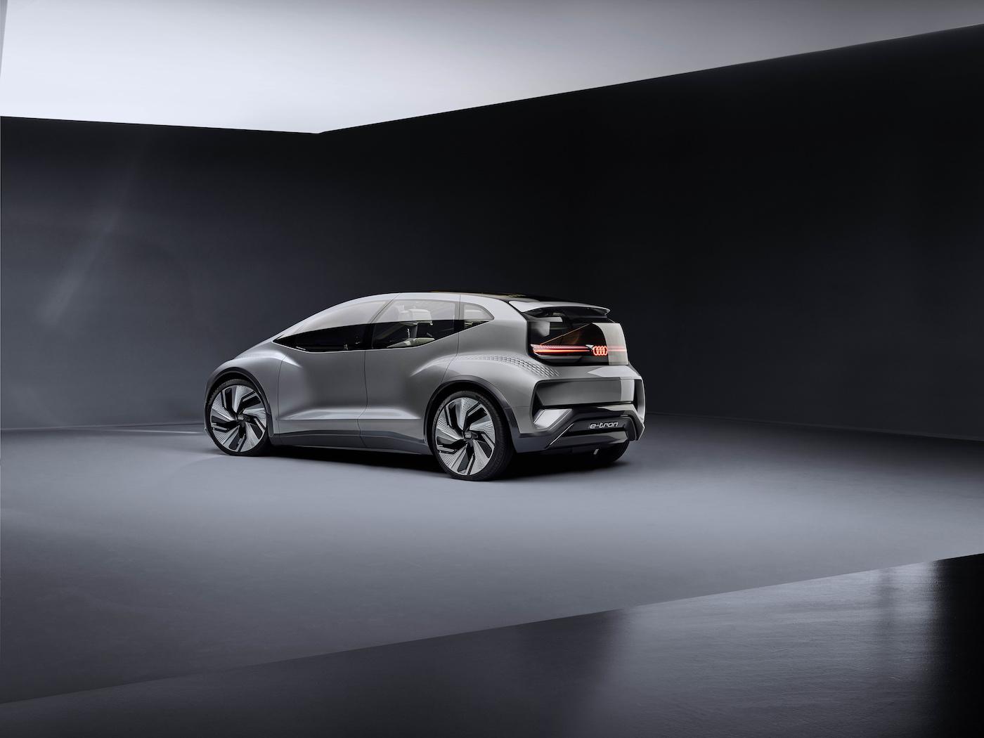 Der kompakte Audi der Zukunft: Das ist der Audi AI:ME 2