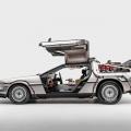Von Batmobil bis Bumblebee: Das Petersen Museum in LA zeigt berühmte Science-Fiction-Autos der Filmgeschichte