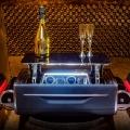Die Luxus Champagner Truhe von Rolls-Royce