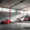 Die Jaguar Art of Performance Tour: Ein einzigartiges Fahrerlebnis auf einem Flugplatz