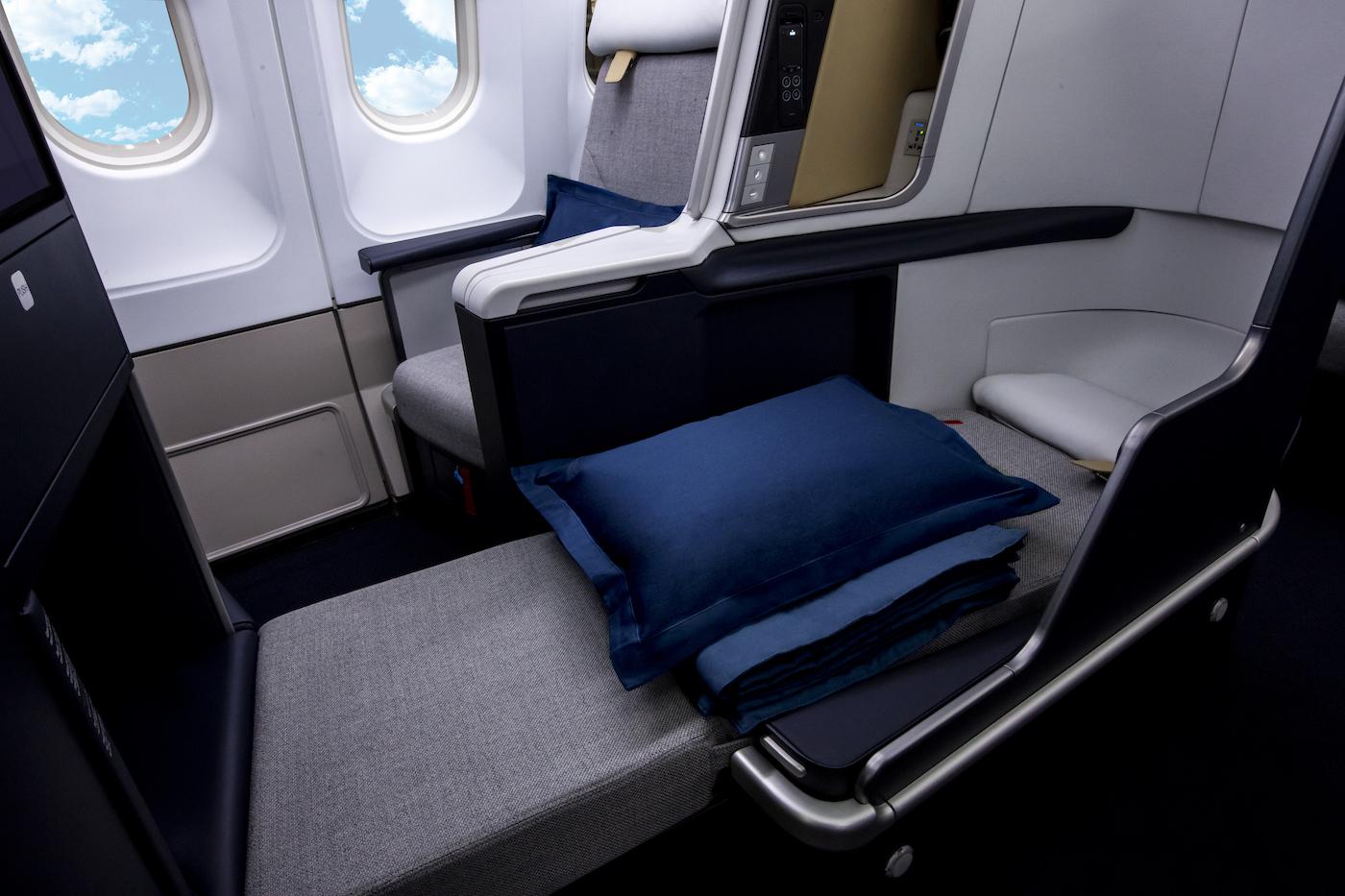 Air France präsentiert die neue Business Klasse im Airbus A330 4