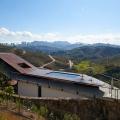 Ein Blick in die beeindruckende Casa Alpina in Belo Horizonte, Brasilien