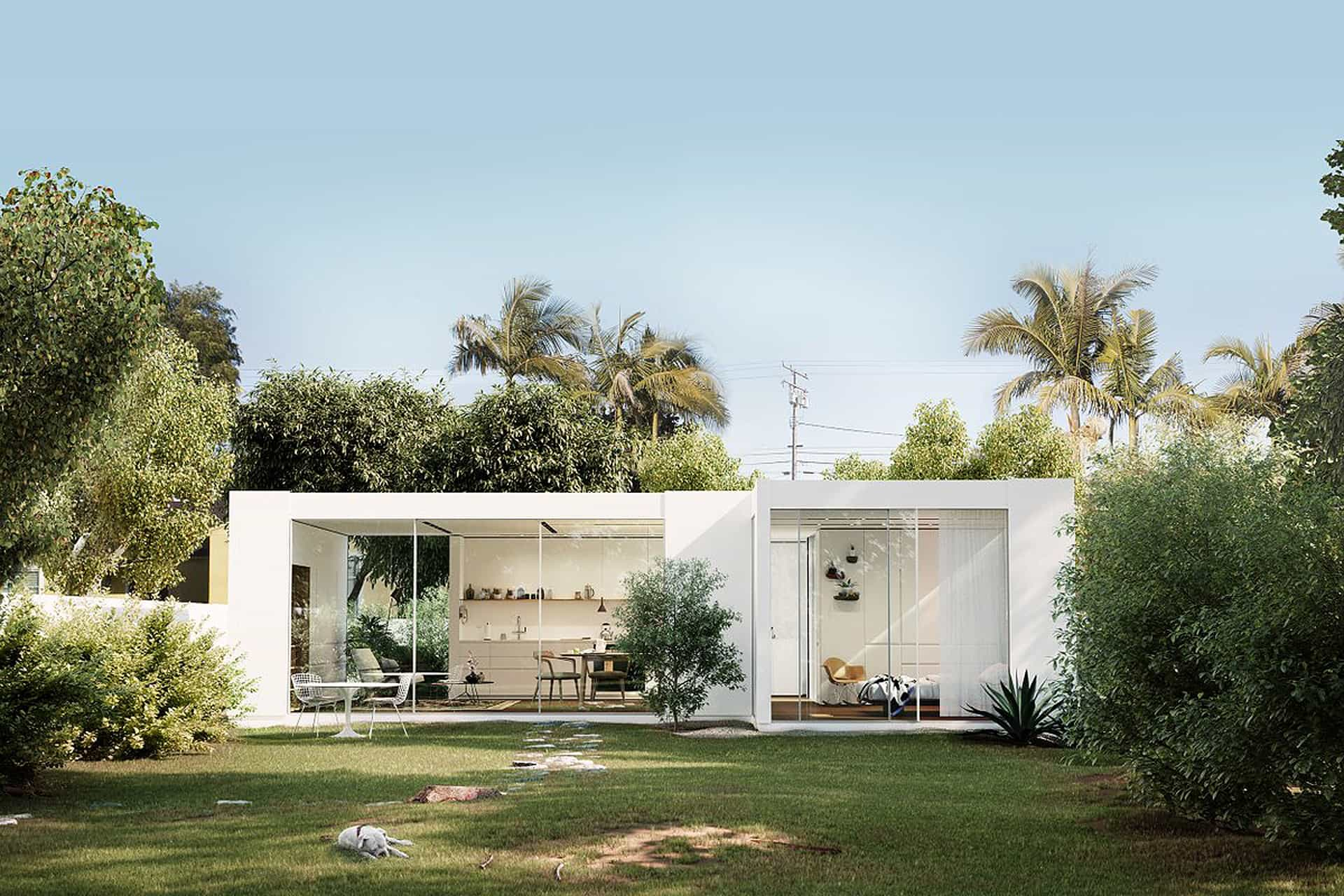 Bauhaus-Fans aufgepasst: Das sind die Cover Backyard Homes 1