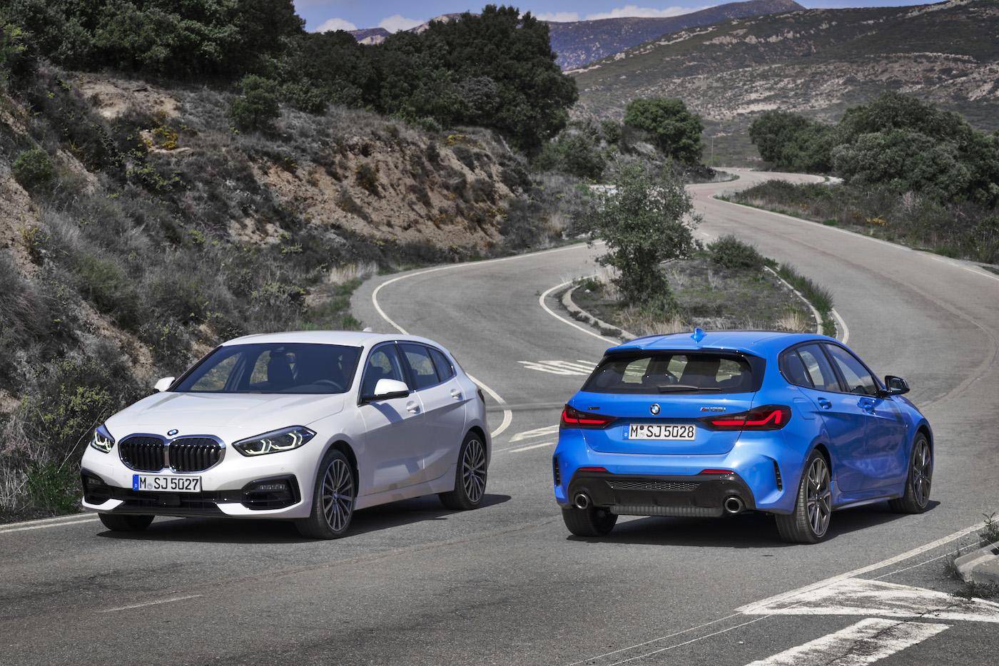 Der neue BMW 1er: kompakt, intelligent, leistungsstark