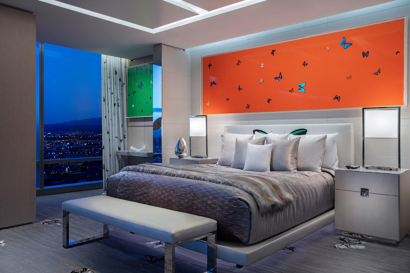 Hotelzimmer Las Vegas