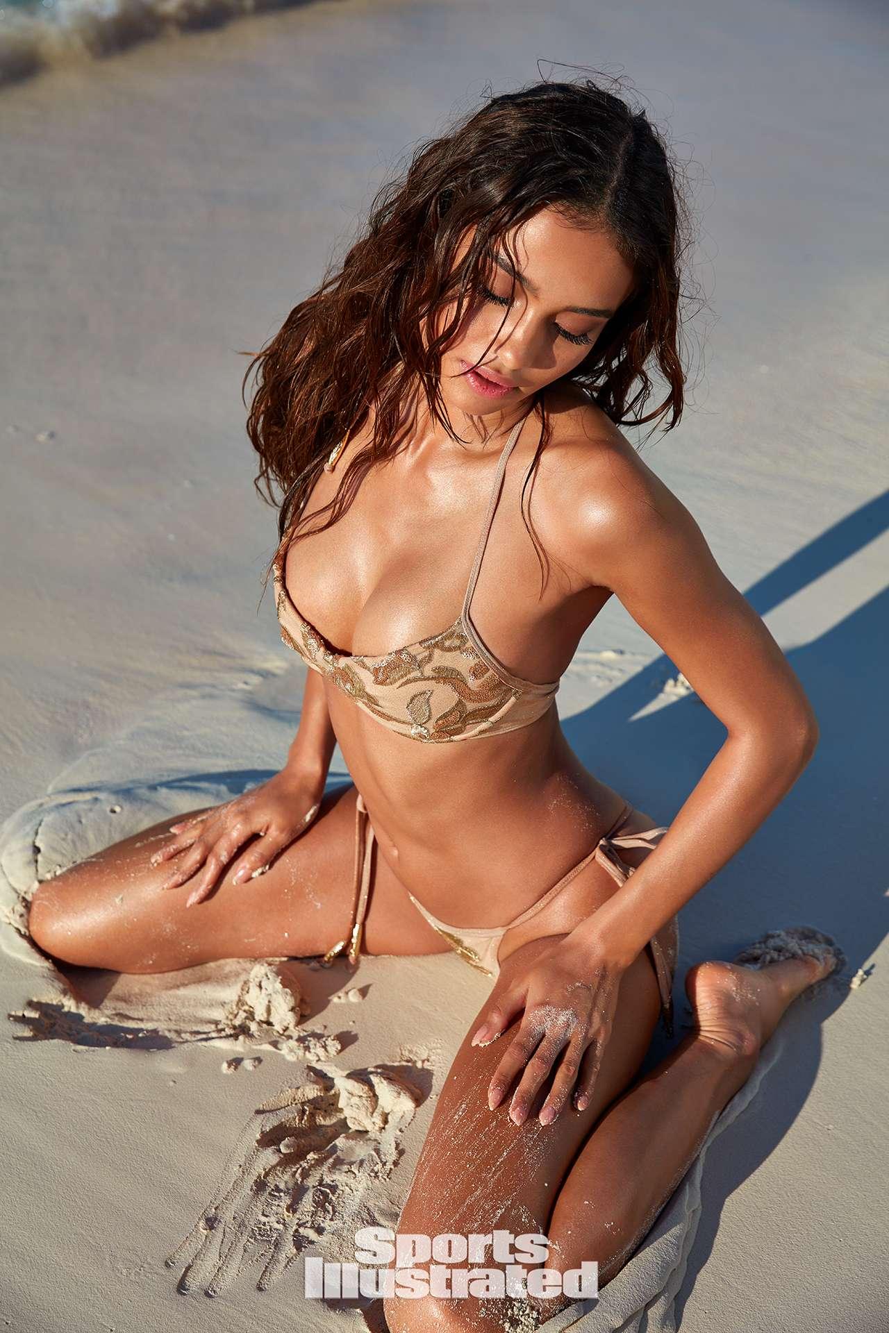 Great Exuma: Kelsey Merritt für die Sports Illustrated Swimsuit Issue 19