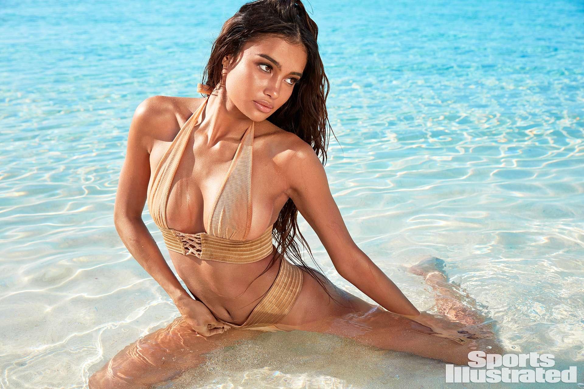 Great Exuma: Kelsey Merritt für die Sports Illustrated Swimsuit Issue 6